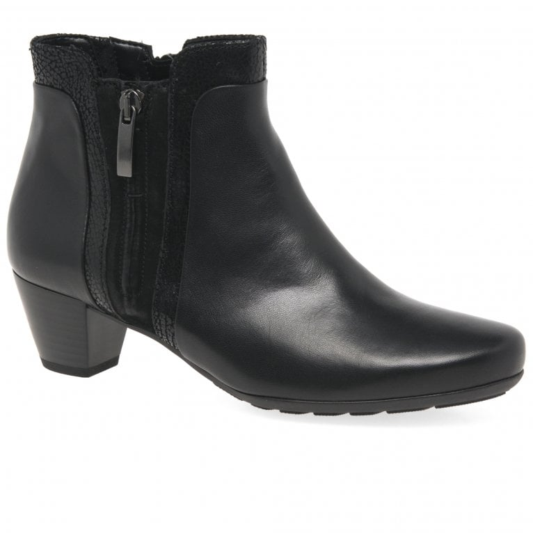 Gabor Keepsake Womens Ankle Boots