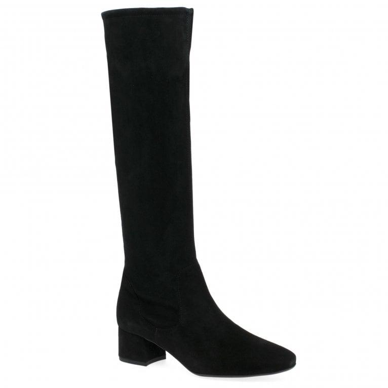 Peter Kaiser Tomke Womens Suede Knee High Boots