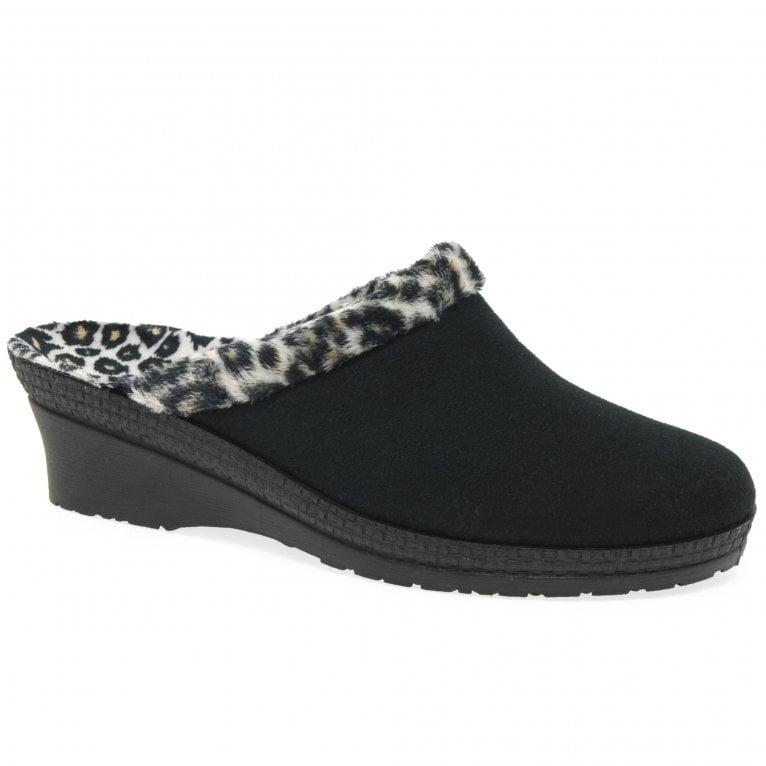 Rohde Rori Womens Low Wedge Slippers
