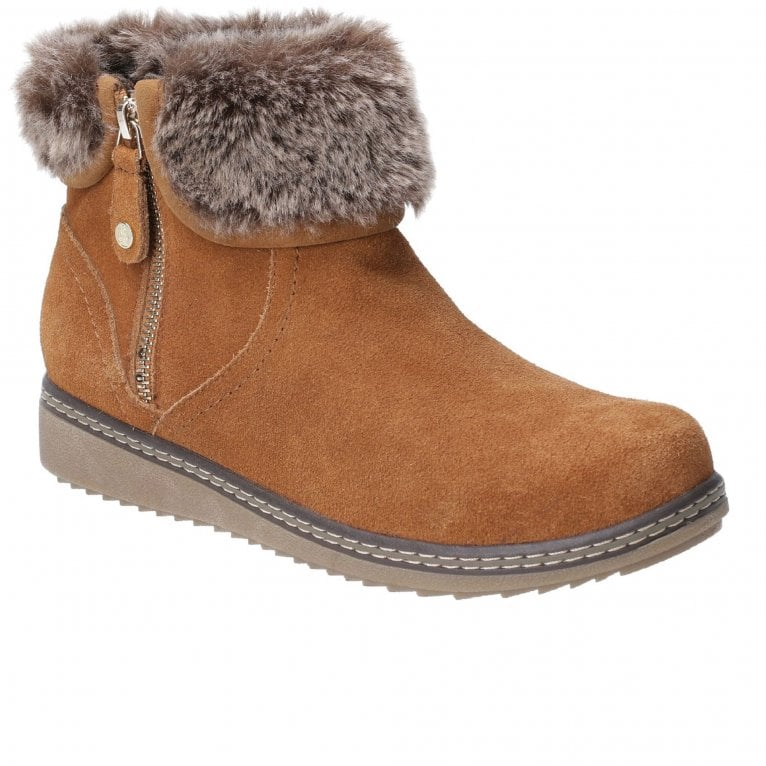 Hush Puppies Penny Womens Ankle Boots