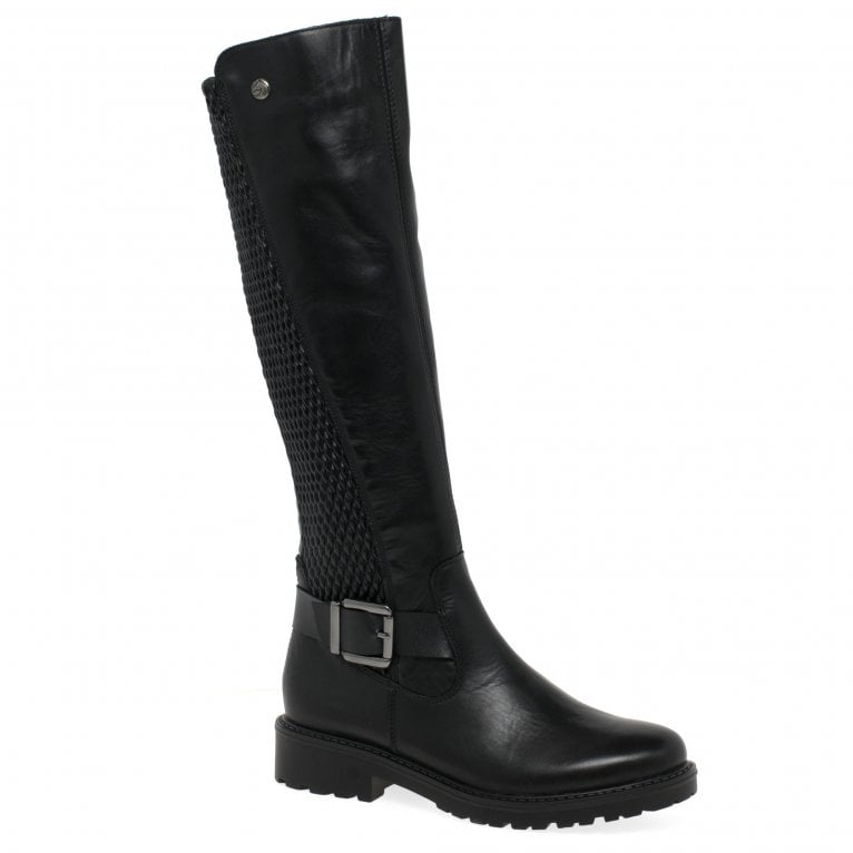 Remonte Helix Womens Knee High Boots