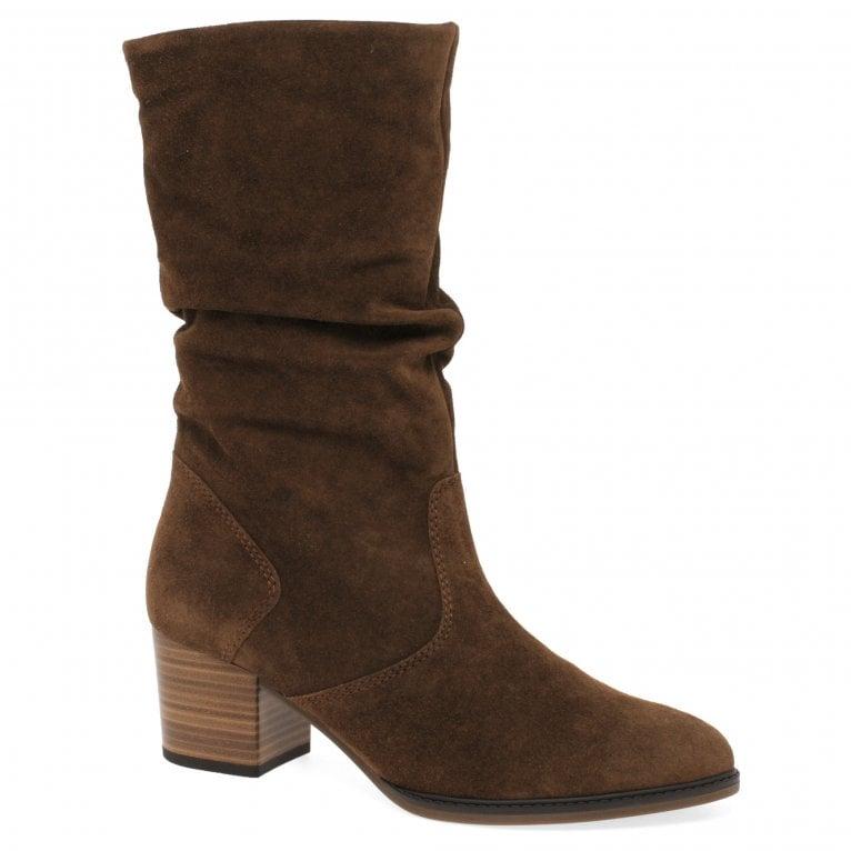 Gabor Ramona Calf-Length Boots