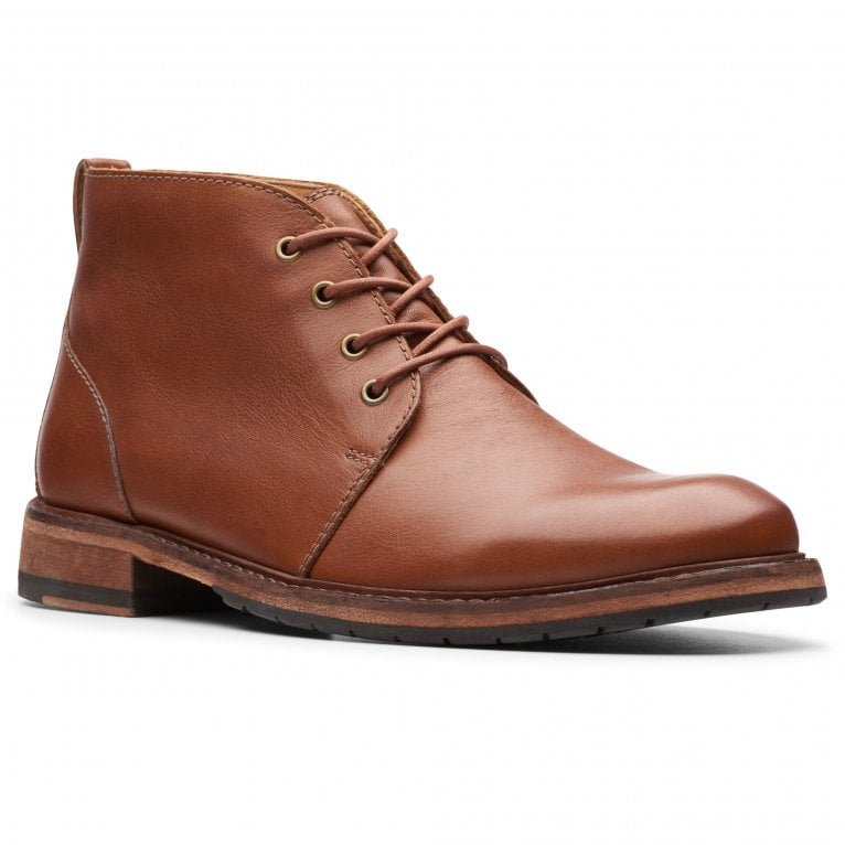 Clarks Clarkdale Base Mens Smart Boots