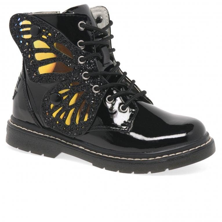 Lelli Kelly Fairy Wings Mid Girls Boots