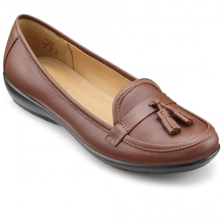 Hotter Alice Womens Wide Fit Mocassins
