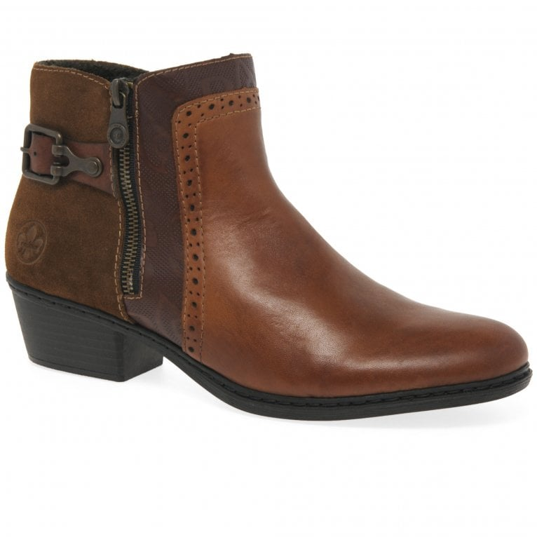 Rieker Hearth Womens Ankle Boots