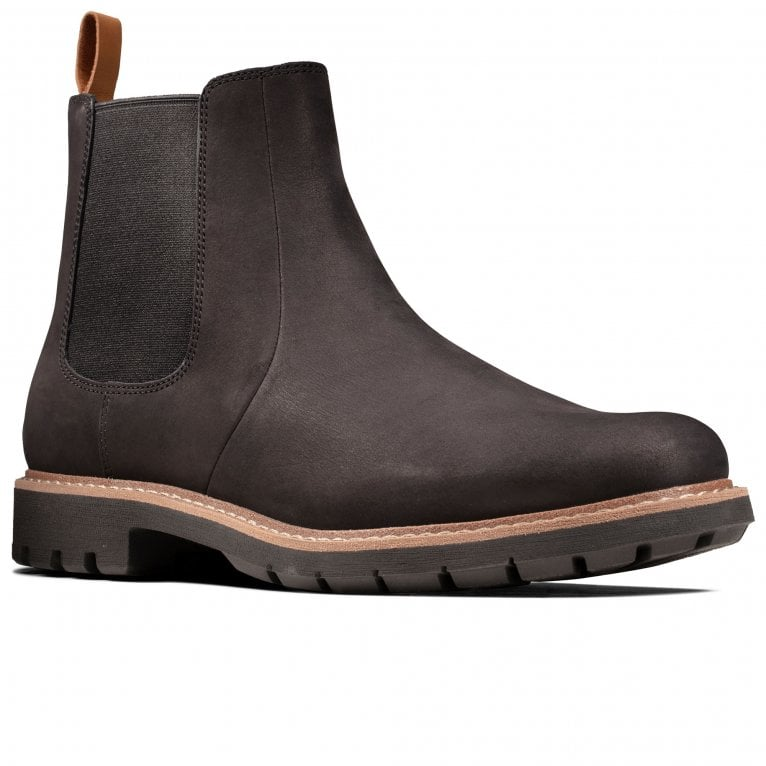 Clarks Batcombe Up Mens Chelsea Boots