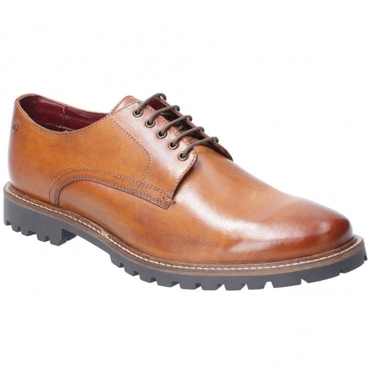 Base London Hogan Wash Mens Lace Up Shoes