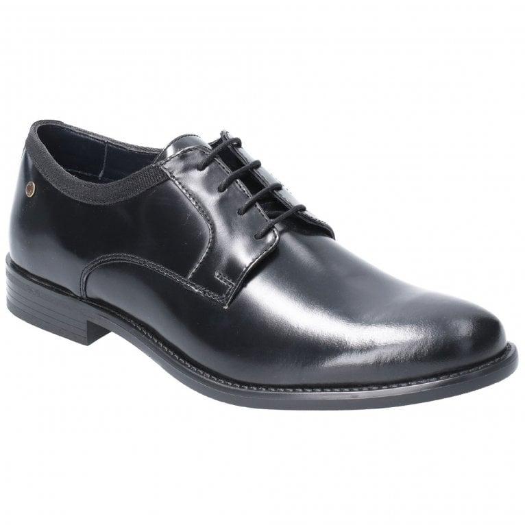 Base London Hogan Waxy Mens Lace Up Shoes