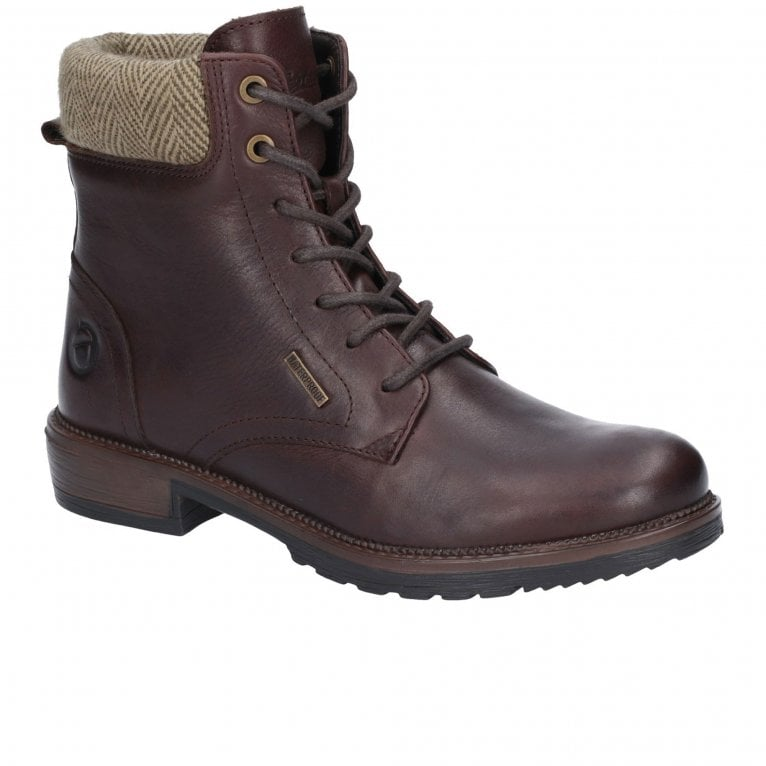 Cotswold Minety Womens Lace Up Ankle Boots