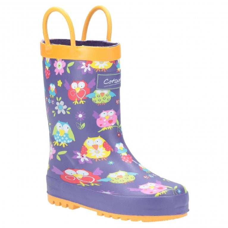 Cotswold Puddle Childrens Wellingtons