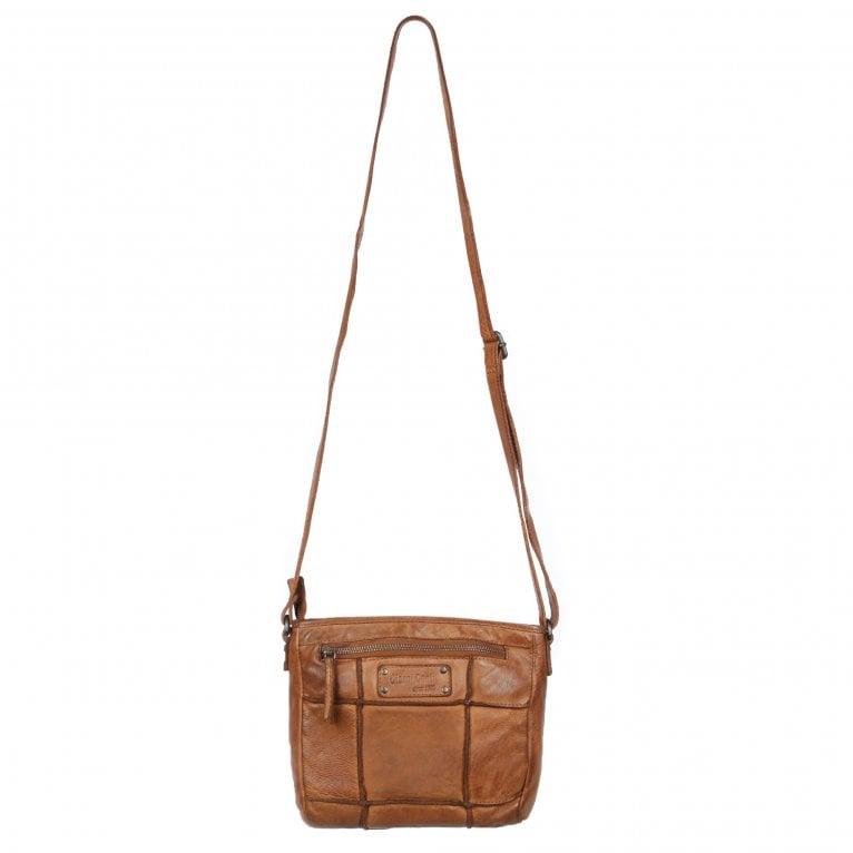 Gianni Conti Pesaro Womens Messenger Handbag