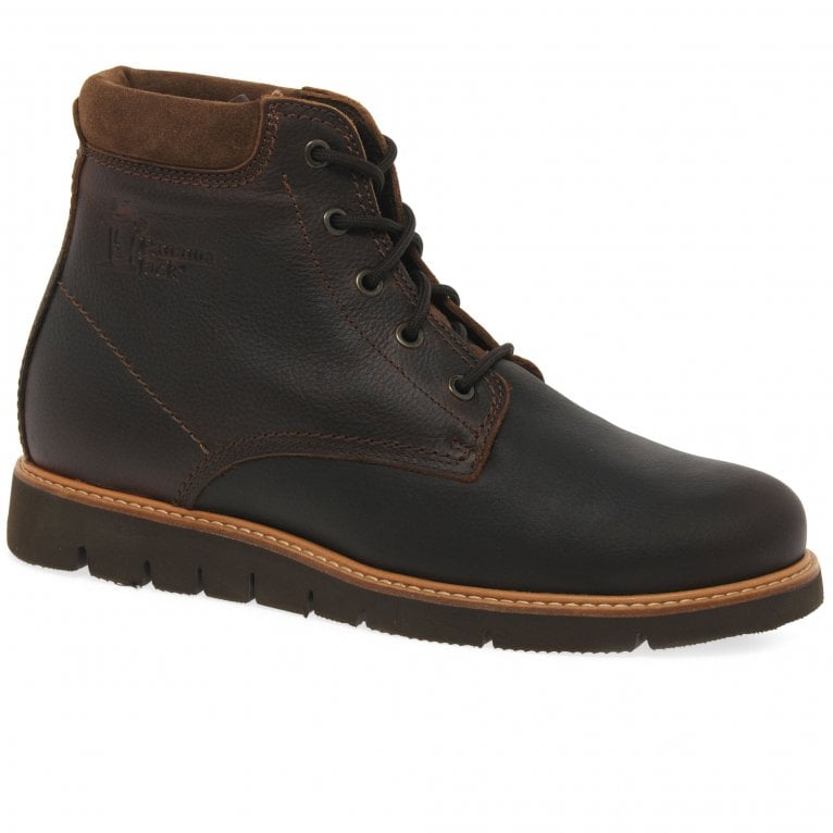 Panama Jack Tyson Mens Lace Up Boots