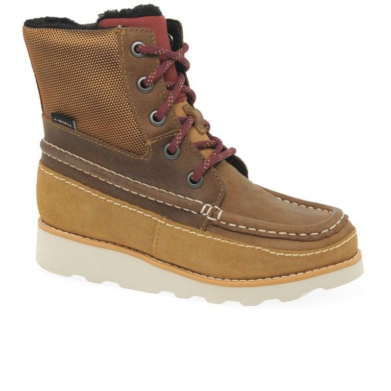 Clarks Crown Spirit Boys Boots