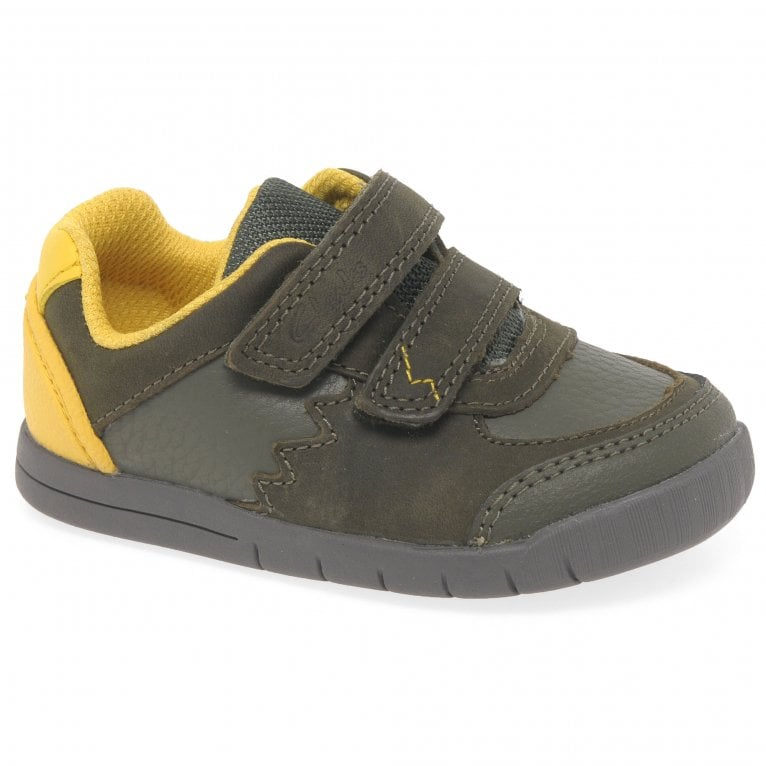 Clarks Rex Quest T Boys Infant Shoes