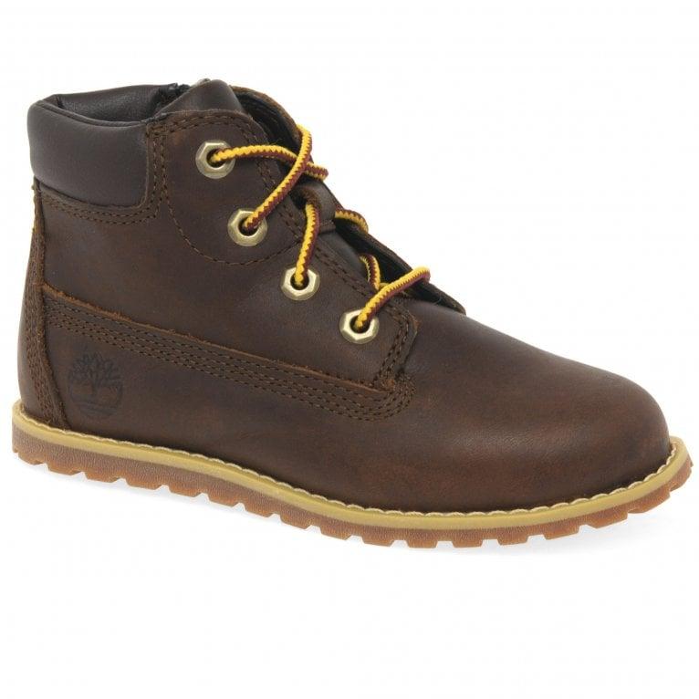 Timberland Pokey Pine Zip Boys Toddler Boots