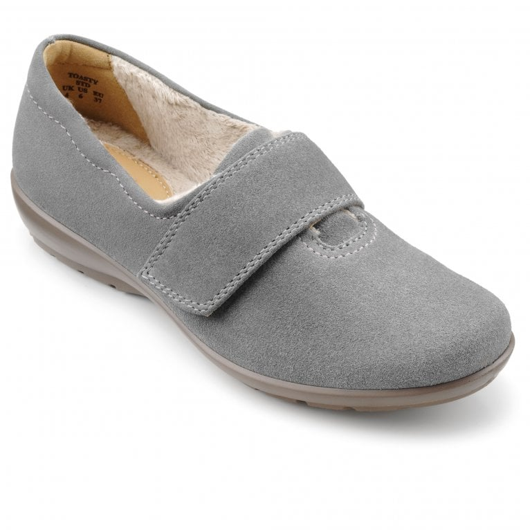 Hotter Toasty Womens Full Slipper