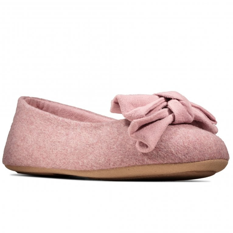 Clarks Cozily Grace Womens Pump Slippers