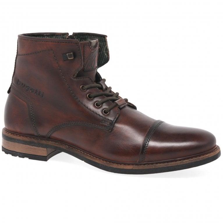 Bugatti Canada Mens Leather Boots