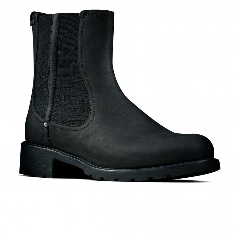 Clarks Orinoco On GTX Womens Chelsea Boot