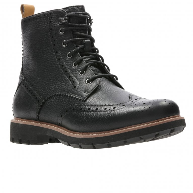 Clarks Batcombe Lord Mens Boots
