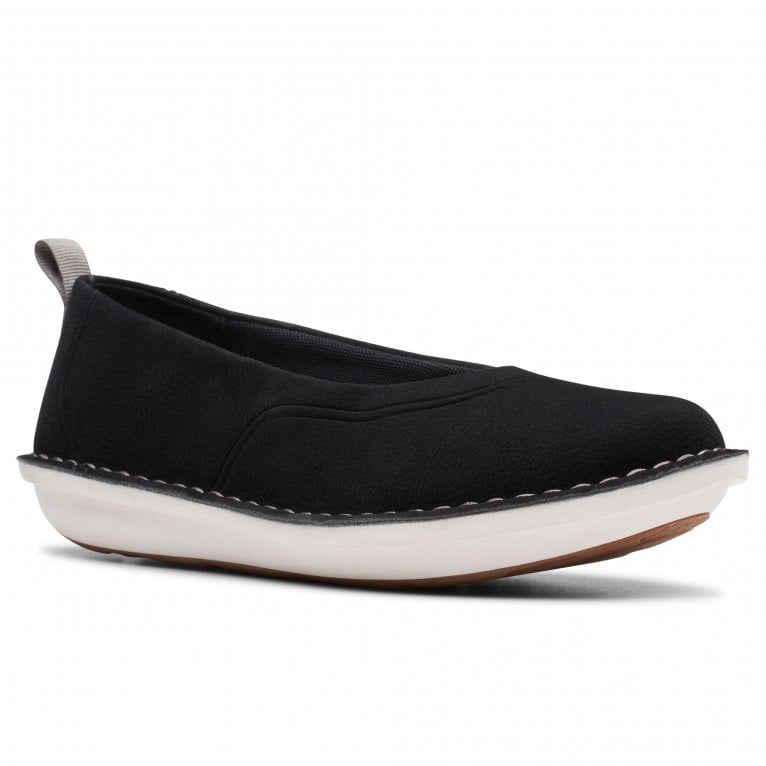 Clarks Step Weltease Womens Slip On Pumps