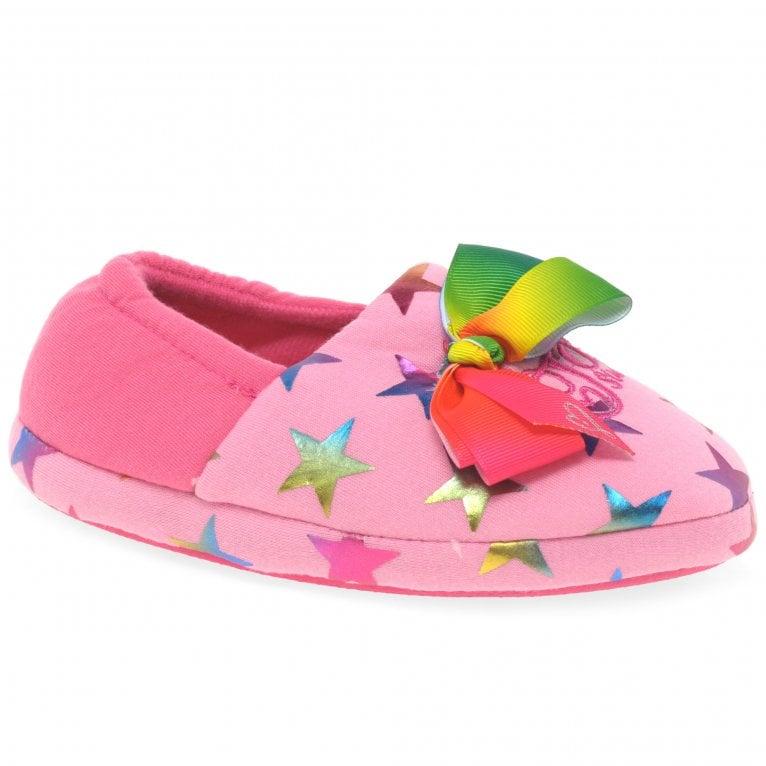William Lamb Jo Jo Sia Bow Girls Slippers