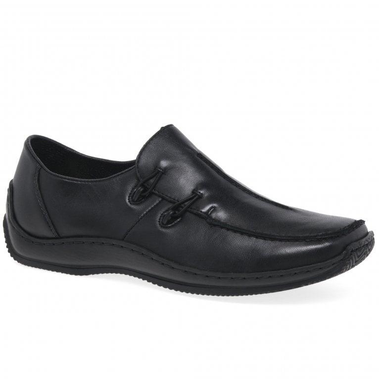 Rieker Celia Ladies Leather Casual Shoe