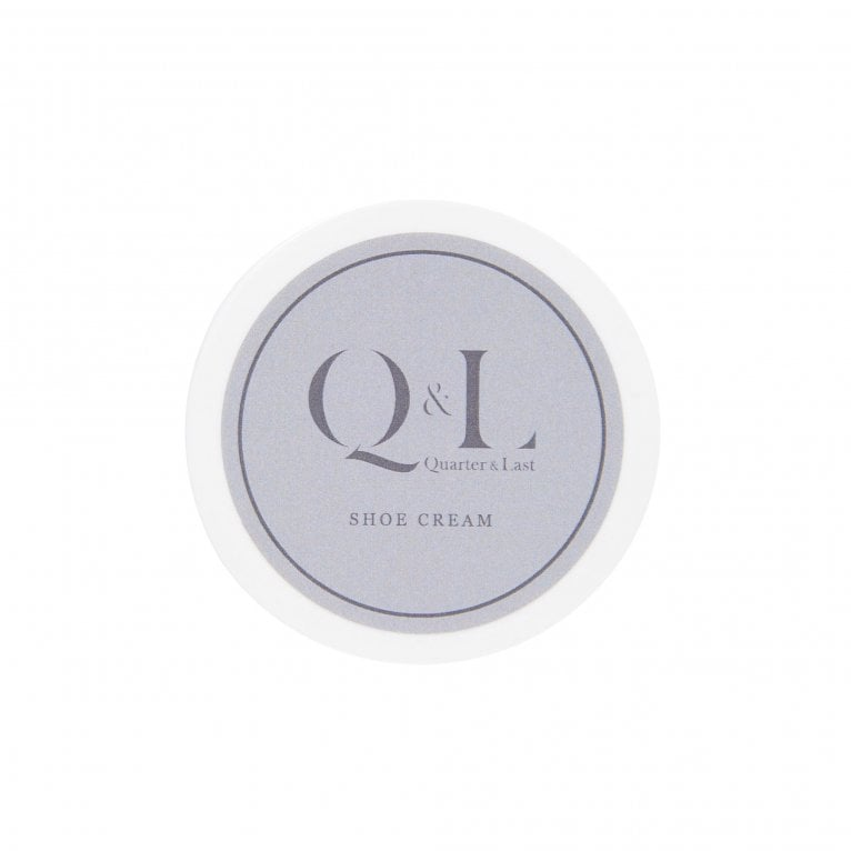 Quarter & Last Shoe Cream