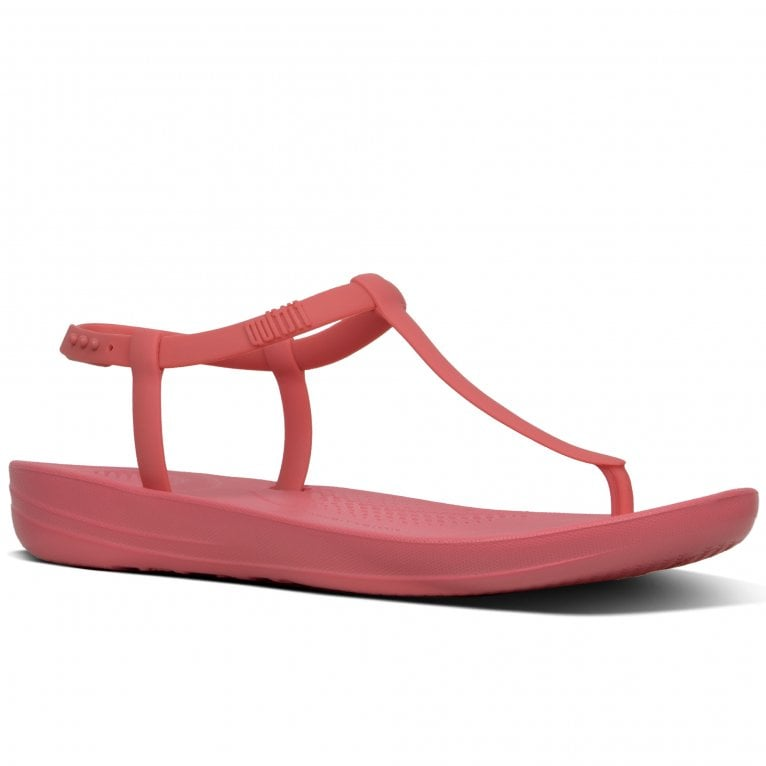 FitFlop™ Iqushion Splash Womens Toe Post Sandals