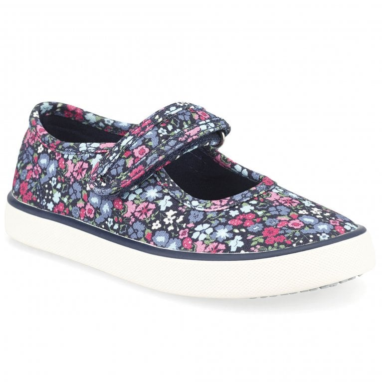 Startrite Blossom Girls Infant Canvas
