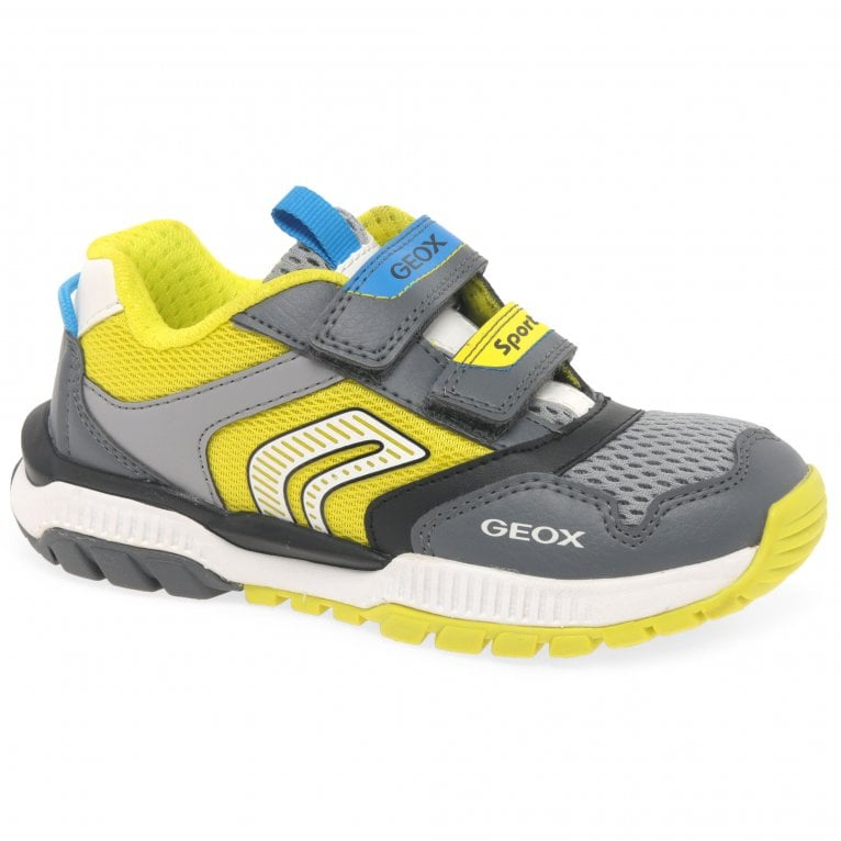 Geox Junior Tuono Boys Sports Trainers