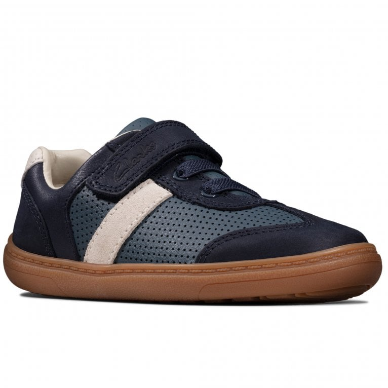 Clarks Flash Step T Boys Shoes