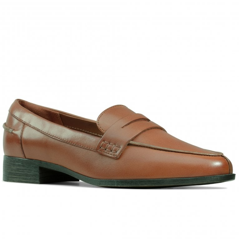 Clarks Hamble Womens Loafers