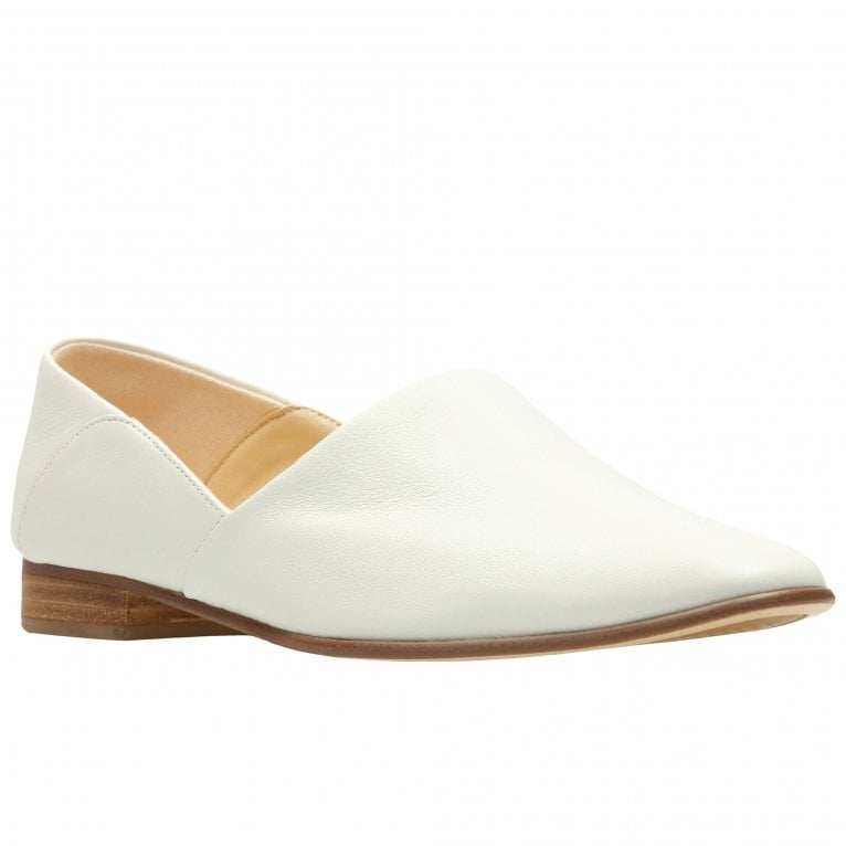 Clarks Pure Tone Womens Slip On Shoes