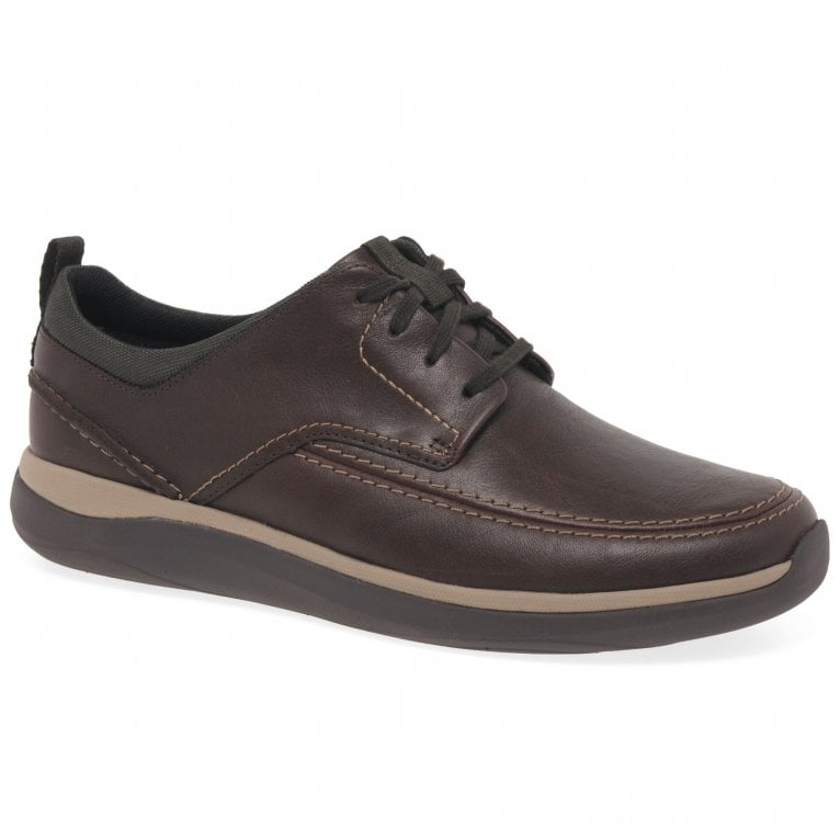 Clarks Garratt Street Mens Casual Shoes
