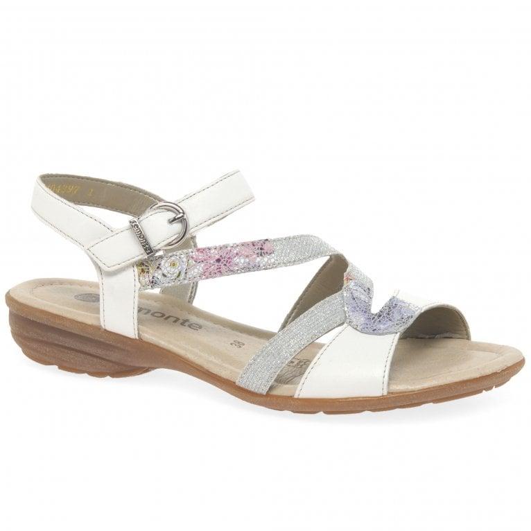 Remonte Swirl Womens Sandals