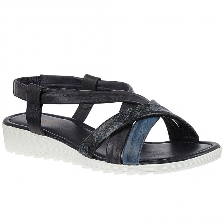 Lotus Rosanne Womens Slip On Sandals