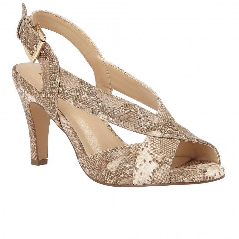 Lotus Paloma Womens Heeled Sandals