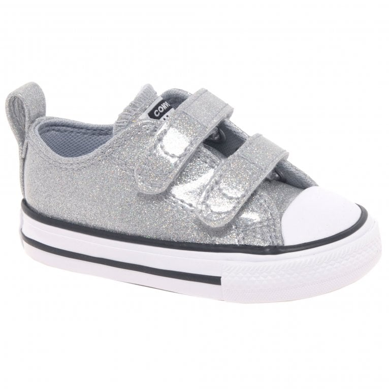 Converse All Star 2V Girls Infant Oxford Shoes