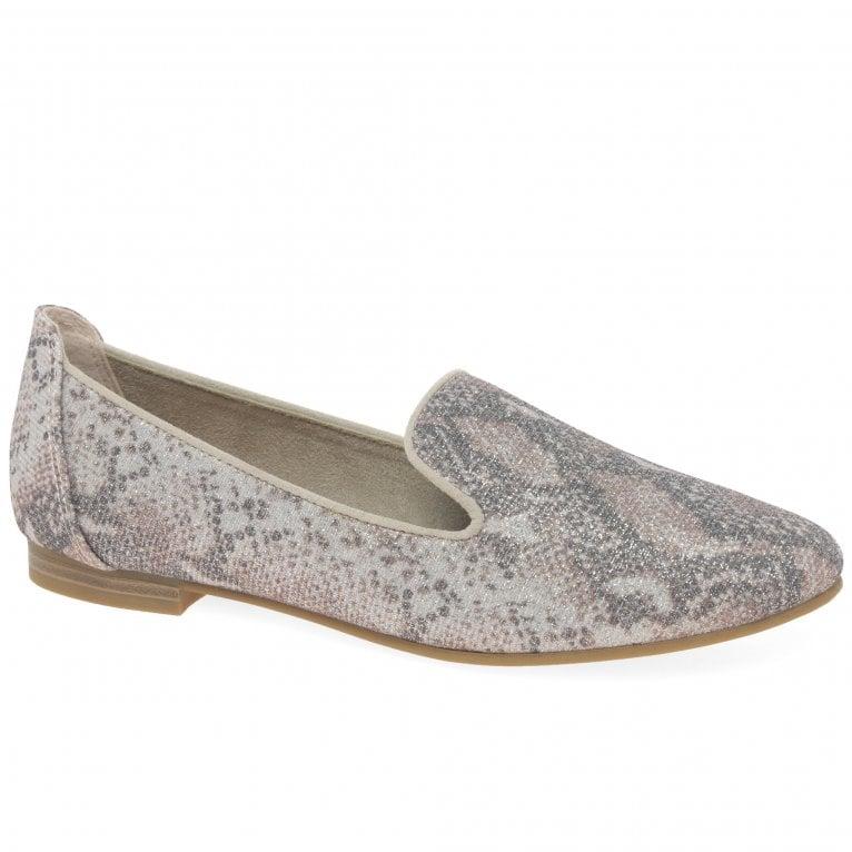 Marco Tozzi Rebellion Womens Slip On Shoes