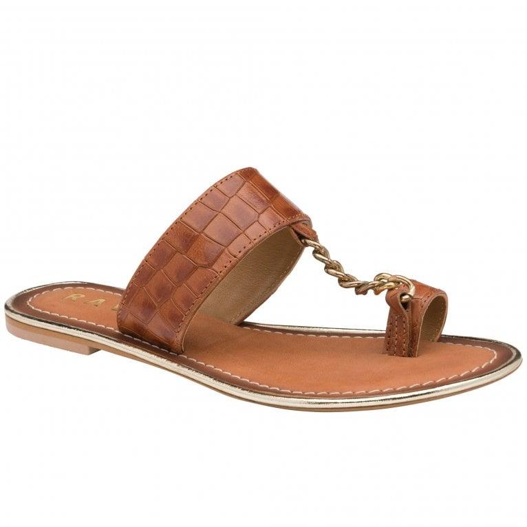 Ravel Taree Womens Toe Post Sandals