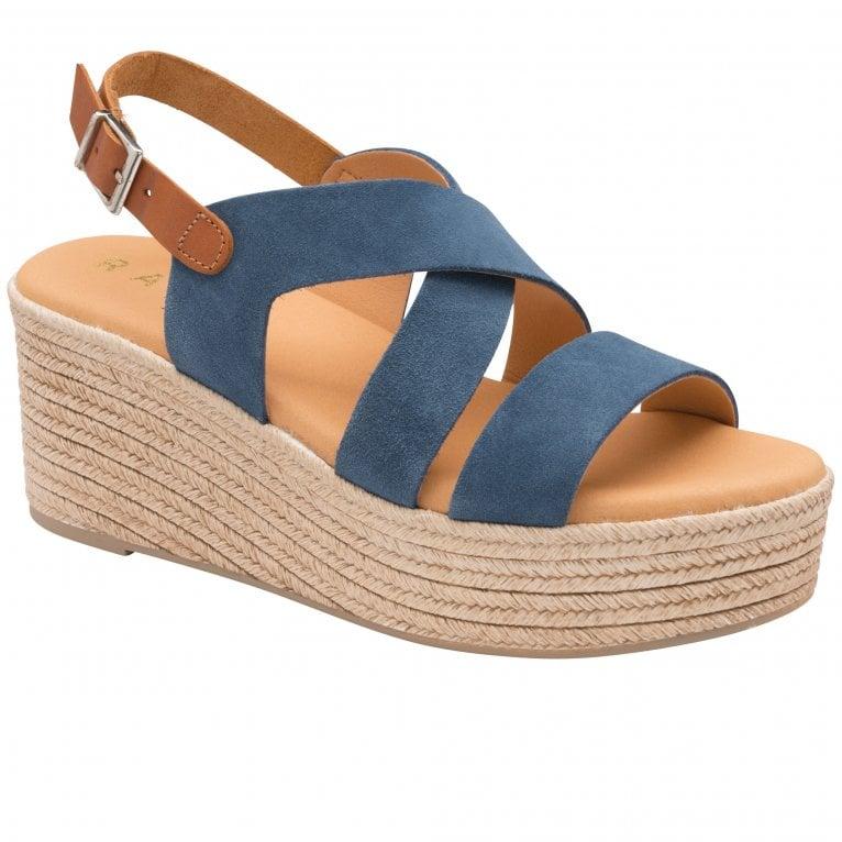Ravel Wilga Womens Platform Sandals