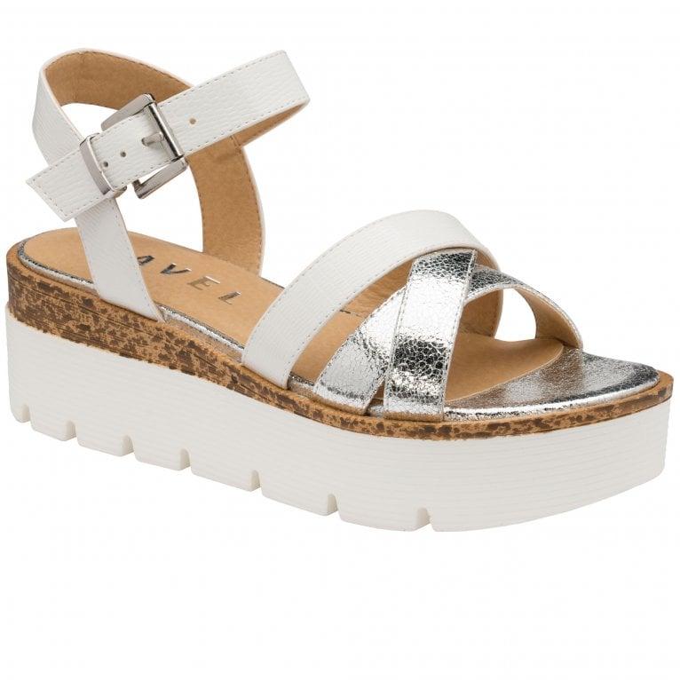 Ravel Monto Womens Platform Sandals