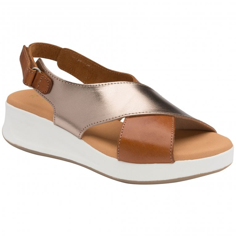 Ravel Winton Womens Low Wedges