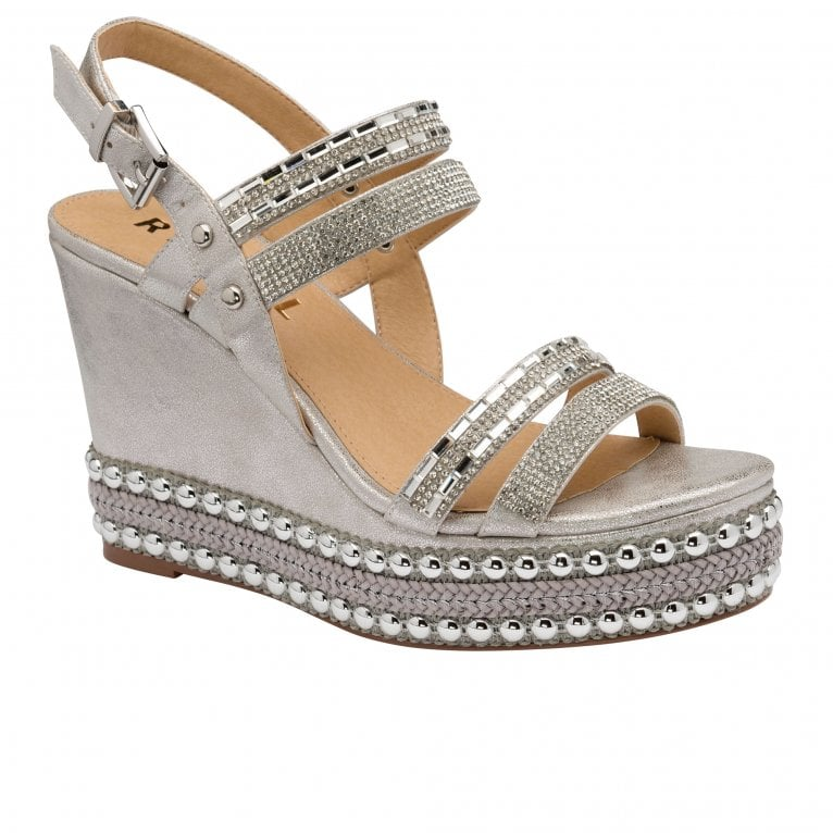 Ravel Cobar Womens Platform Wedges
