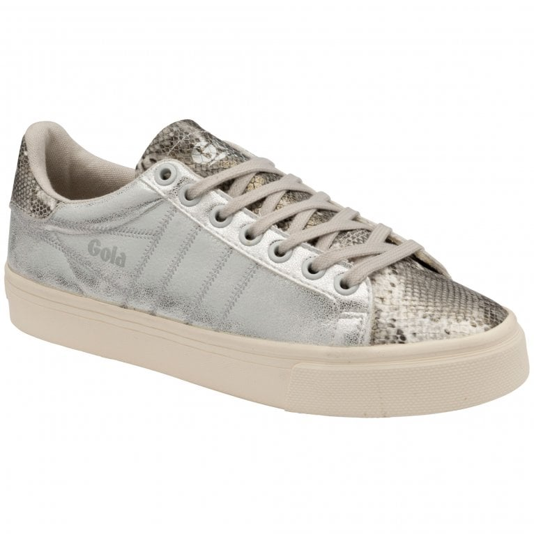 Gola Orchid II Snake Womens Casual Trainers