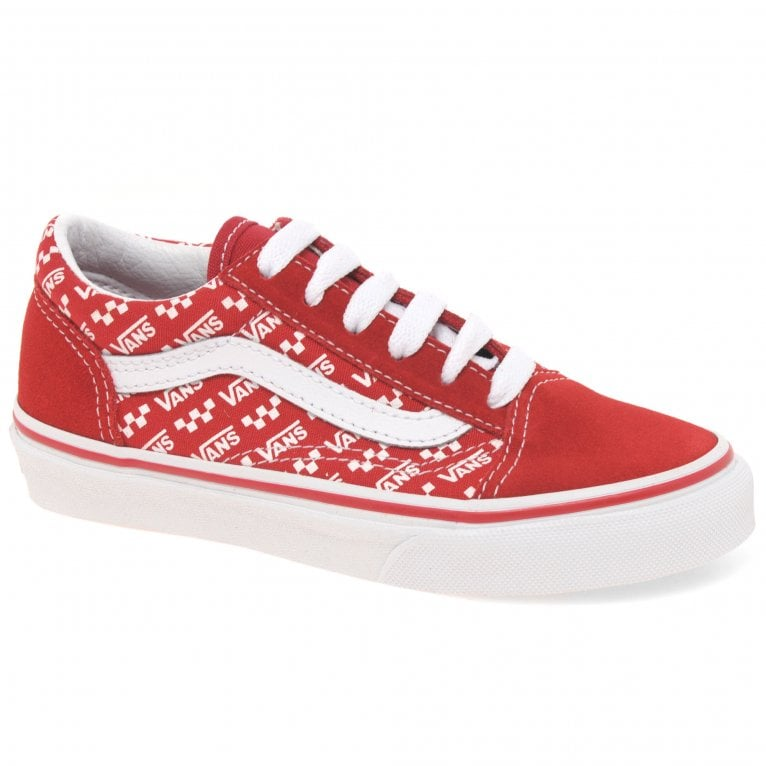 Vans Old Skool Lace Kids Youth Trainers