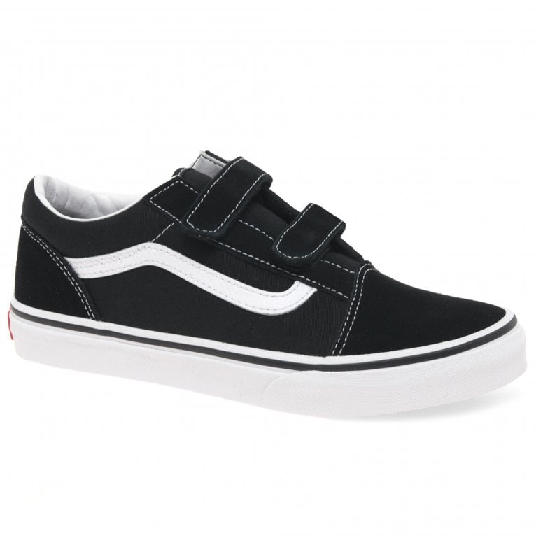 Vans Old Skool V Boys Junior Trainers