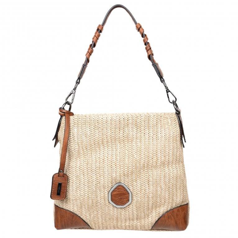 Rieker Groove Messenger Handbag